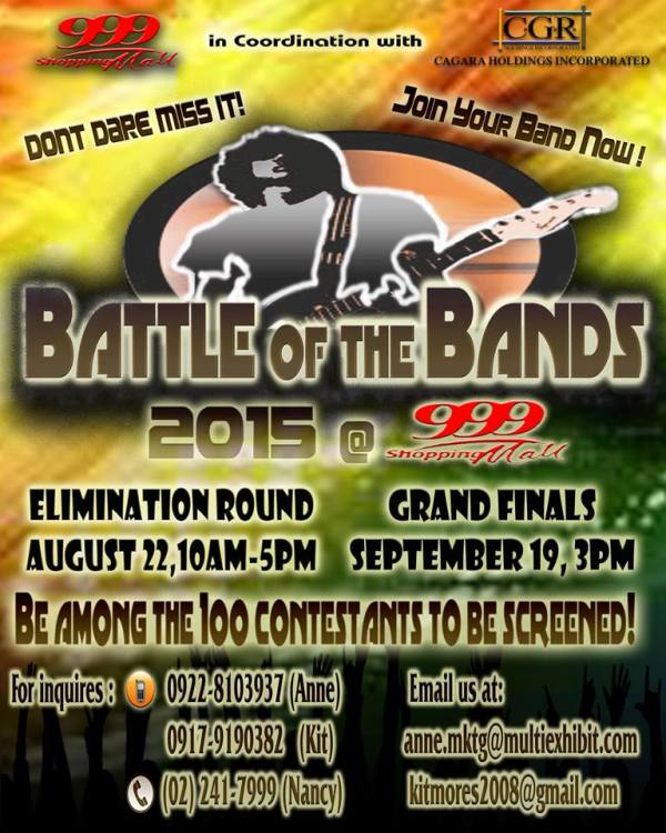 Philippine Auditions 13 August 2015