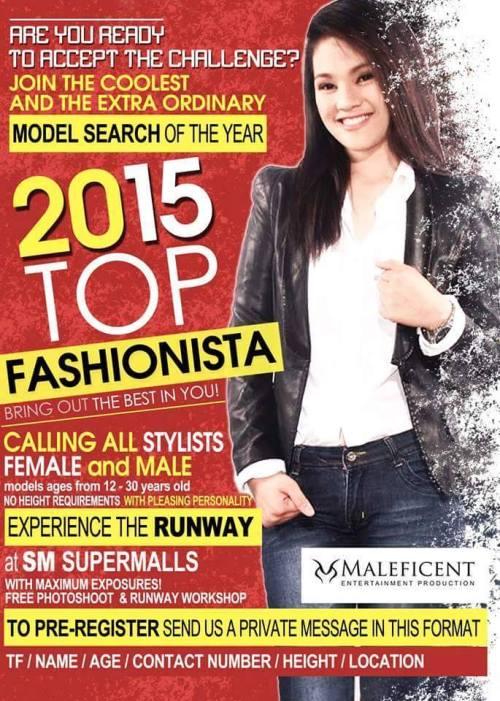2015 Top Fashionista