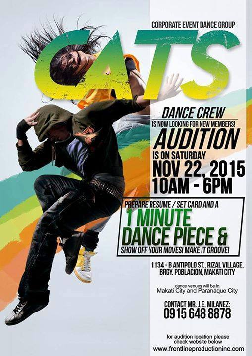 Philippine Auditions 17 November 2015