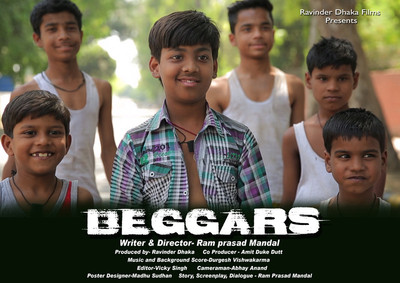 BEGGARS short film selected for the iChill Manila International Film Festival