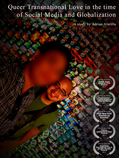 Queer Transnational Love in the time of Social Media and Globalization Winner for best LGBT at iChill Manila Int Film Fest!