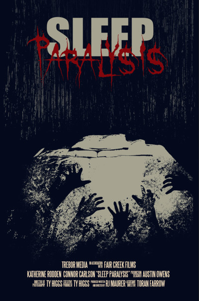 Sleep Paralysis film Winner for best Horror at iChill Manila Int Film Fest!