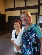 Tsushima 'artscape' - Yuko and Olwen