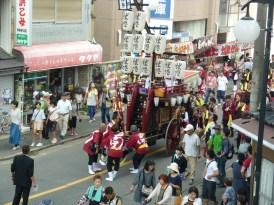 Tsushima festival