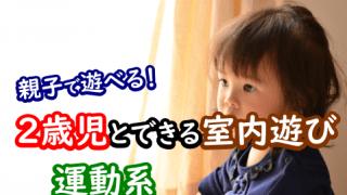2 歳児 室内 遊び ゲーム