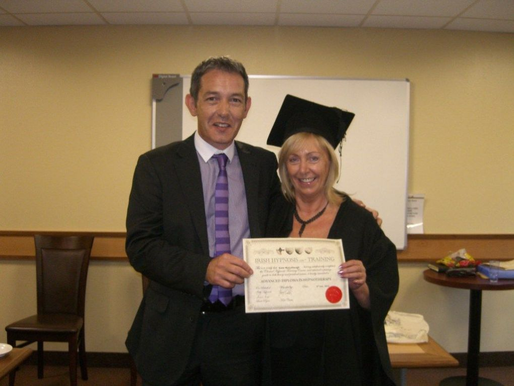 level 1 level 2 certificate in Hypnosis
