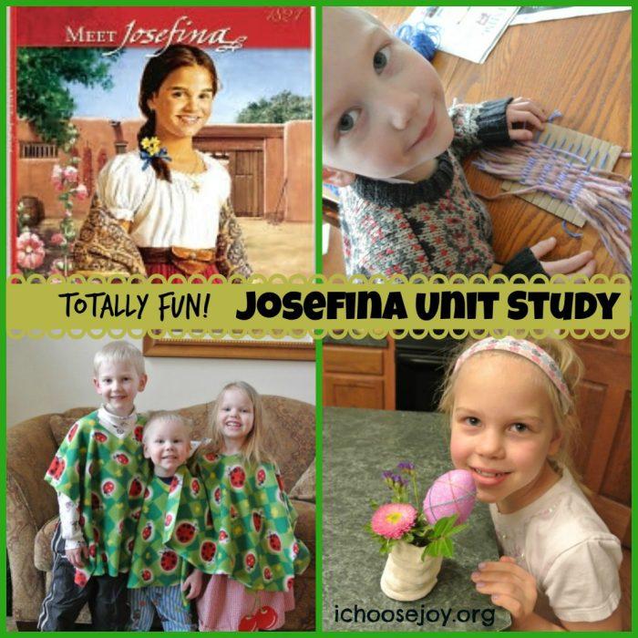 Josefina Unit Study