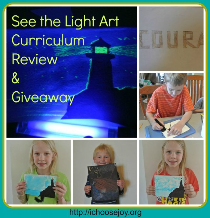 "Review/Giveaway of See the Light ""Shipwrecked"" Art DVD"