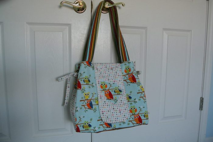 Owl Bag 001