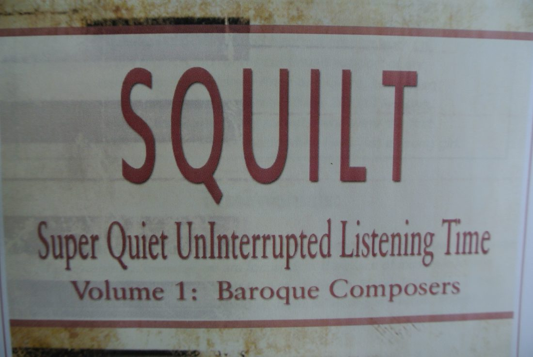 From House to Home: SQUILT-Super Quiet Listening Music Curriculum