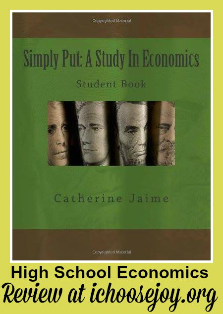 Simply Put-A Study in Economics Review