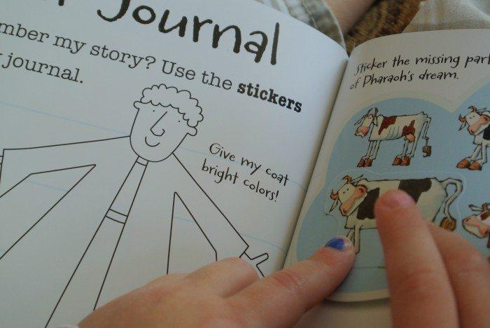 Joseph and David Sticker Books 015