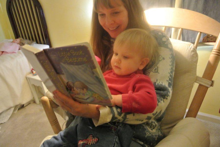 Precious Moments books to read aloud