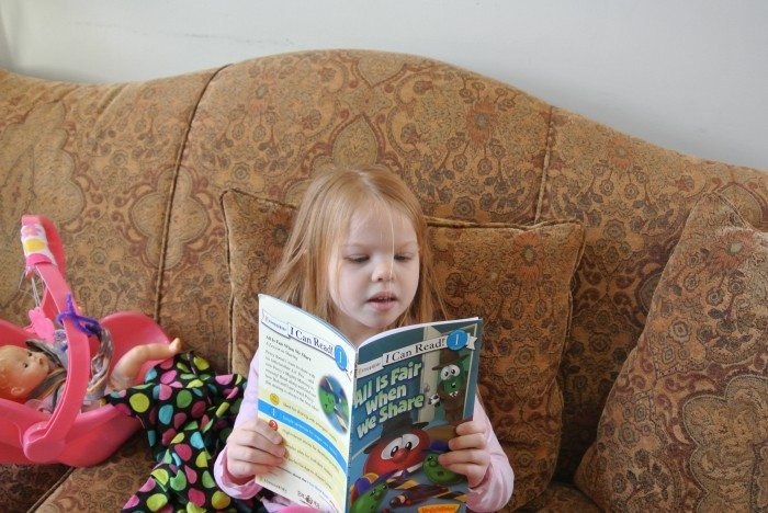 Veggie Tales readers 005
