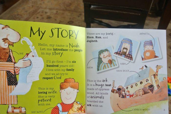 Book reviews- Daniel, Noah, Berenstain Bears Keep Faith, Veggie 007
