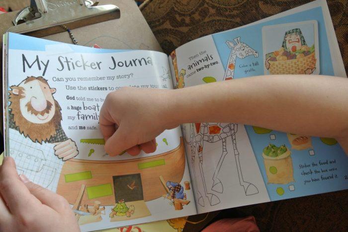 Book reviews- Daniel, Noah, Berenstain Bears Keep Faith, Veggie 010
