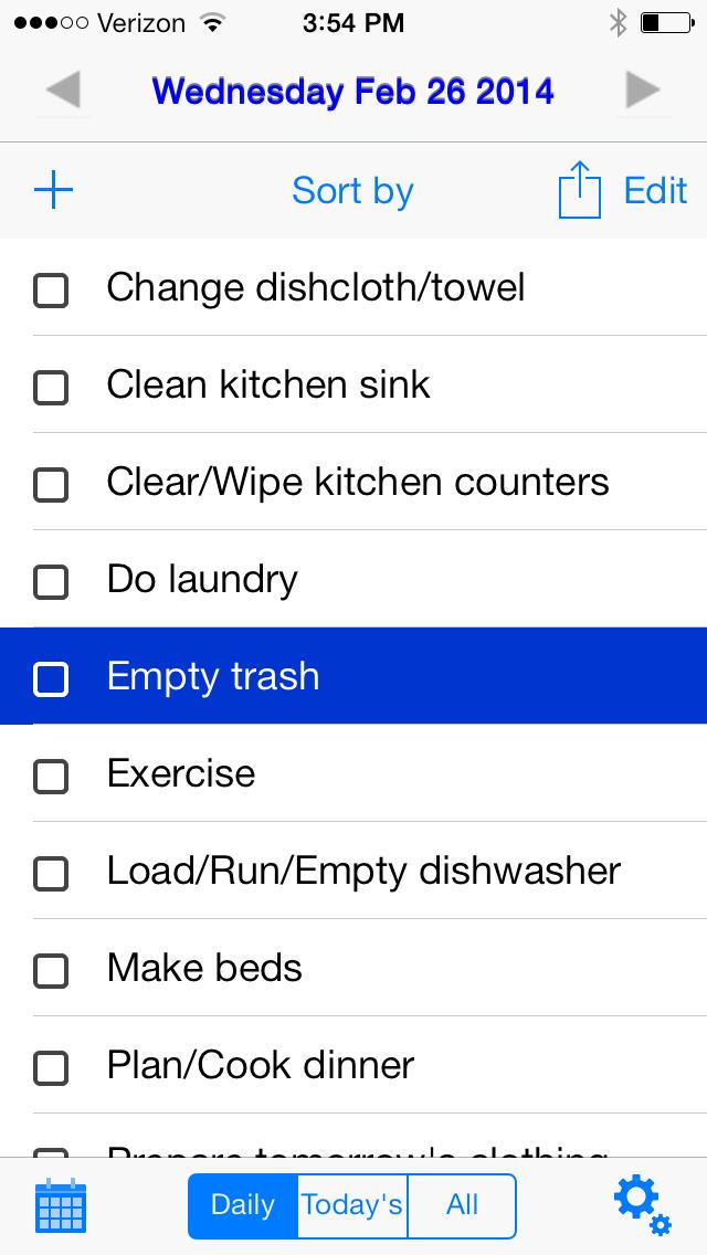 Motivated Moms iOS App 028