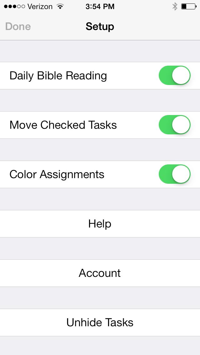 Motivated Moms iOS App 030