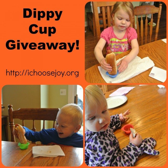 Dippy Cup Giveaway