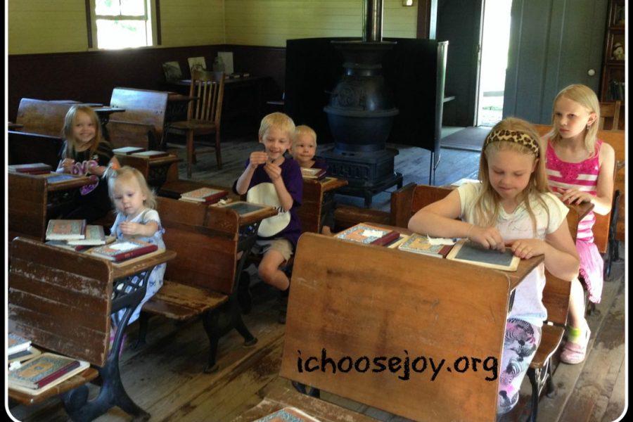 Homeschool Schedule 2014-15