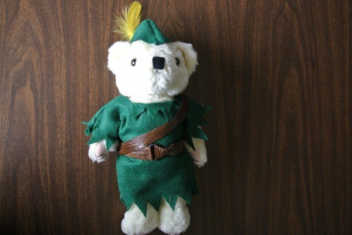 Robin Hood Show Bear tutorial 001