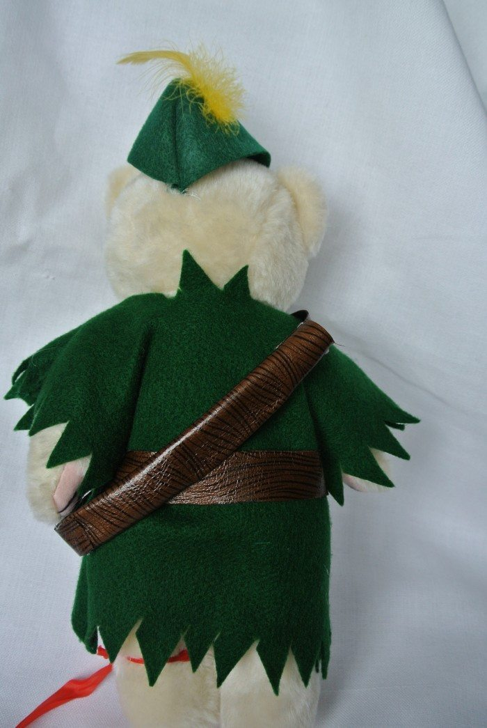 Robin Hood Show Bear tutorial 033