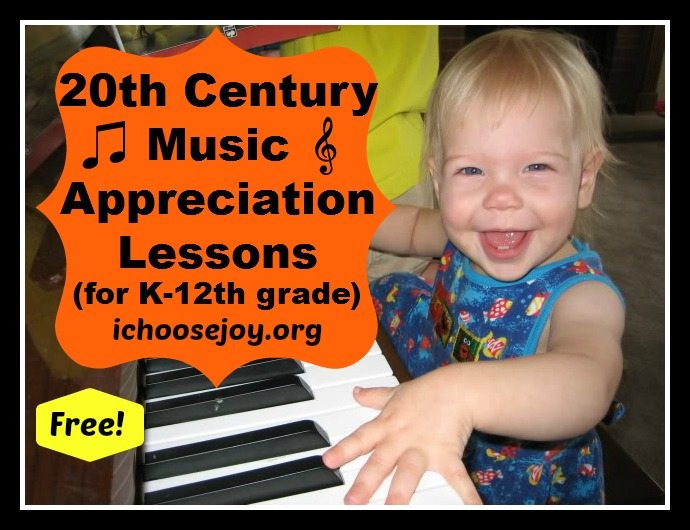 Free 20th Century Music Appreciation Lesson: Sousa and Joplin