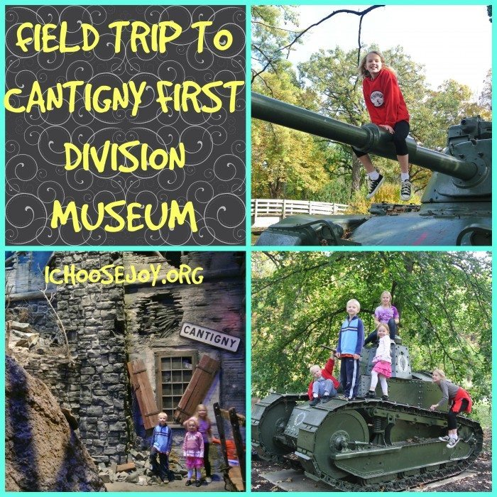 Cantigny First Division Museum