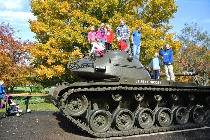 Cantigny Tanks and Military Museum 007