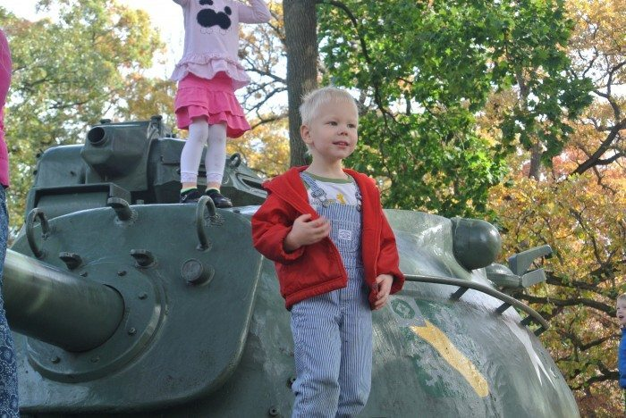Cantigny Tanks and Military Museum 016