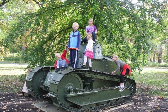 Cantigny Tanks and Military Museum 024