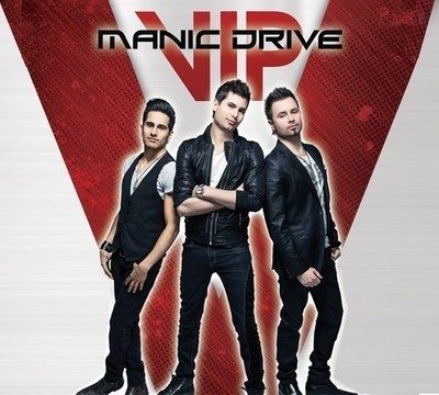 """Review/ Giveaway of Manic Drive CD """"VIP"""""""