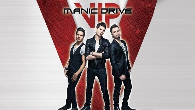 Manic Drive VIP CD