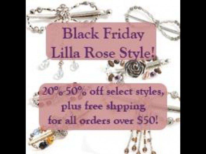 Lilla Rose sale