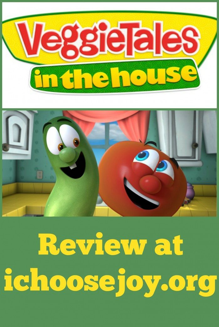 Veggie Tales in the House Review
