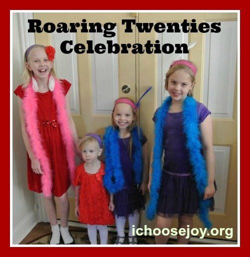 "Tapestry of Grace ""Roaring Twenties"" Celebration"