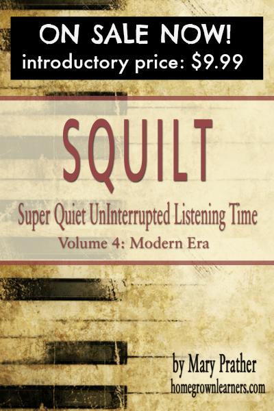 SQUILT Volume 4 Sale