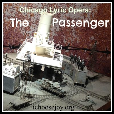 """The Passenger"" field trip to Chicago Lyric Opera"