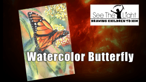 Get a Free Set of Tutorials to Paint a Watercolor Butterfly