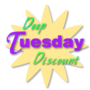 T-Tapp Deep Discount Tuesday