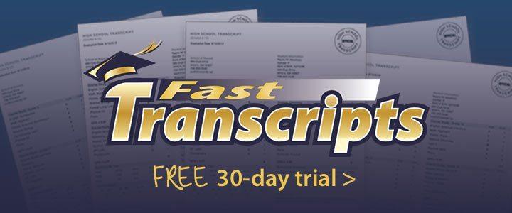 Review: Fast Transcripts high school transcript service
