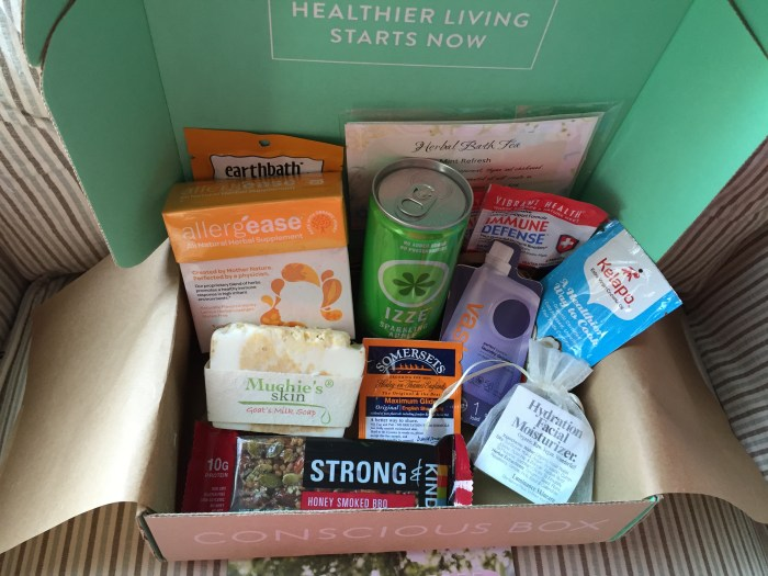 Smiling Sunrise Conscious Box 038