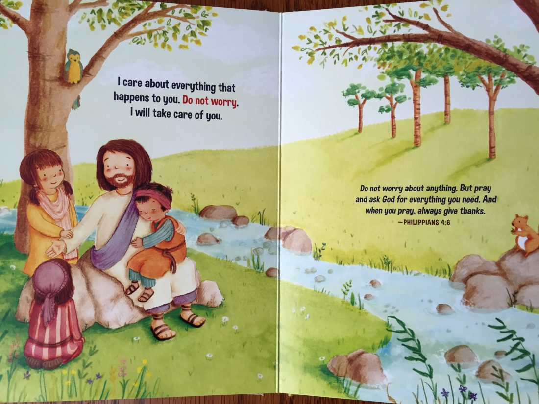 Review/ Giveaway: Jesus Calling for Little Ones
