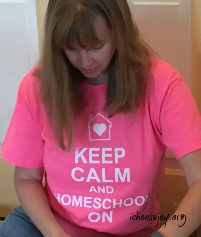 Keep Calm and Homeschool. 2015-16 Homeschool Curriculum & Schedule for preschool, elementary, middle school, and high school! What we're using for math, science, language arts, foreign language, writing, phonics, spelling, art, music, and more! #homeschool #homeschoolcurriculum #homeeducation #ichoosejoyblog