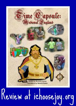 Review: Time Capsule Medieval England homeschool curriculum