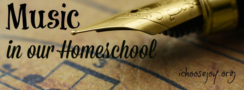 New Facebook Group: Music in our Homeschool!