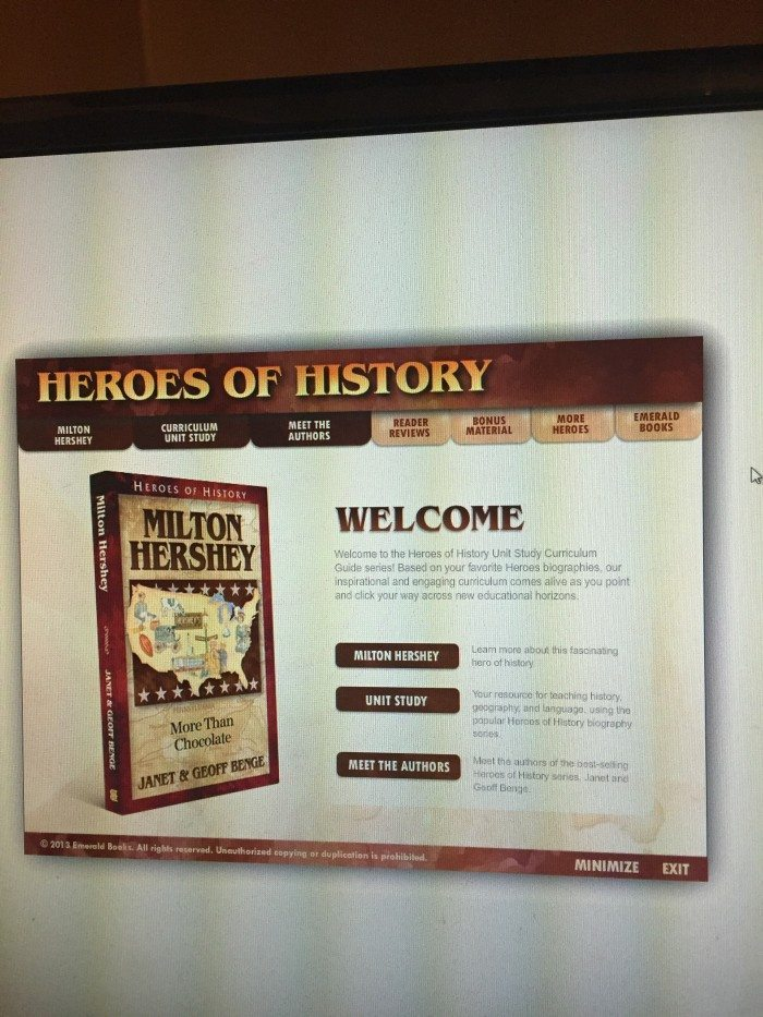 Milton Hershey- More Than Chocolate review 047