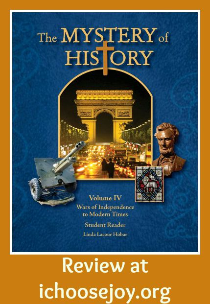 Using The Mystery of History Volume IV (review)
