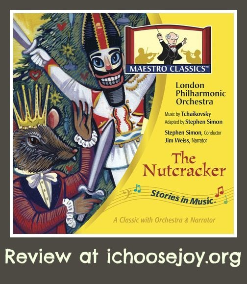 The Nutcracker by Maestro Classics review. Come read about this classic story and learn about it through the great Maestro Classics music appreciation cd!