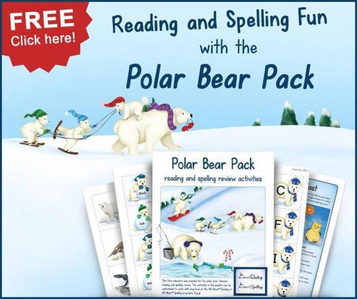 Polar Bear Printable Pack for FREE